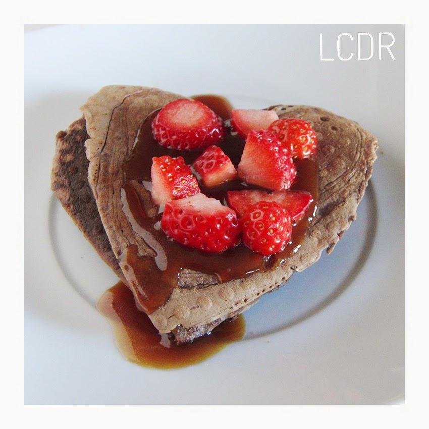 Receta de tortitas de chocolate 05