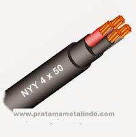 Jual Kabel NYY Supreme - Hub.021 27033476 atau 08176076688