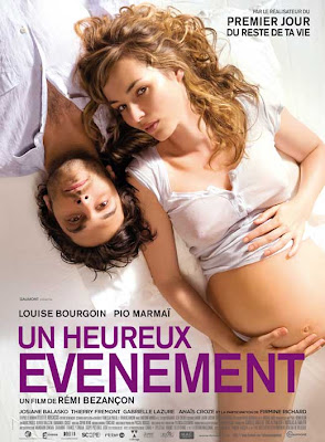 Watch A Happy Event 2011 BRRip French Movie Online | A Happy Event 2011 French Movie Poster