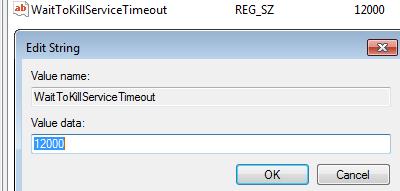 Cara Mempercepat Shutdown Windows 7 tahap 4