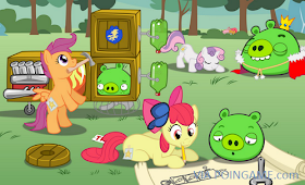 Download Update Game Bad Piggies 1.5.0 Full For PC