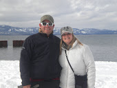 Honeymoon in Lake Tahoe