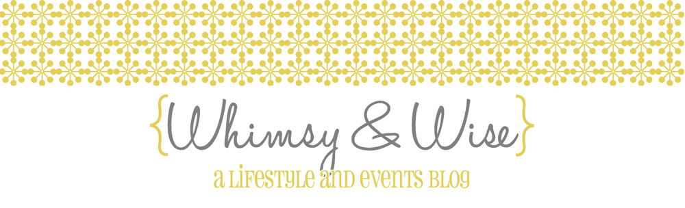 Whimsy &amp; Wise Events