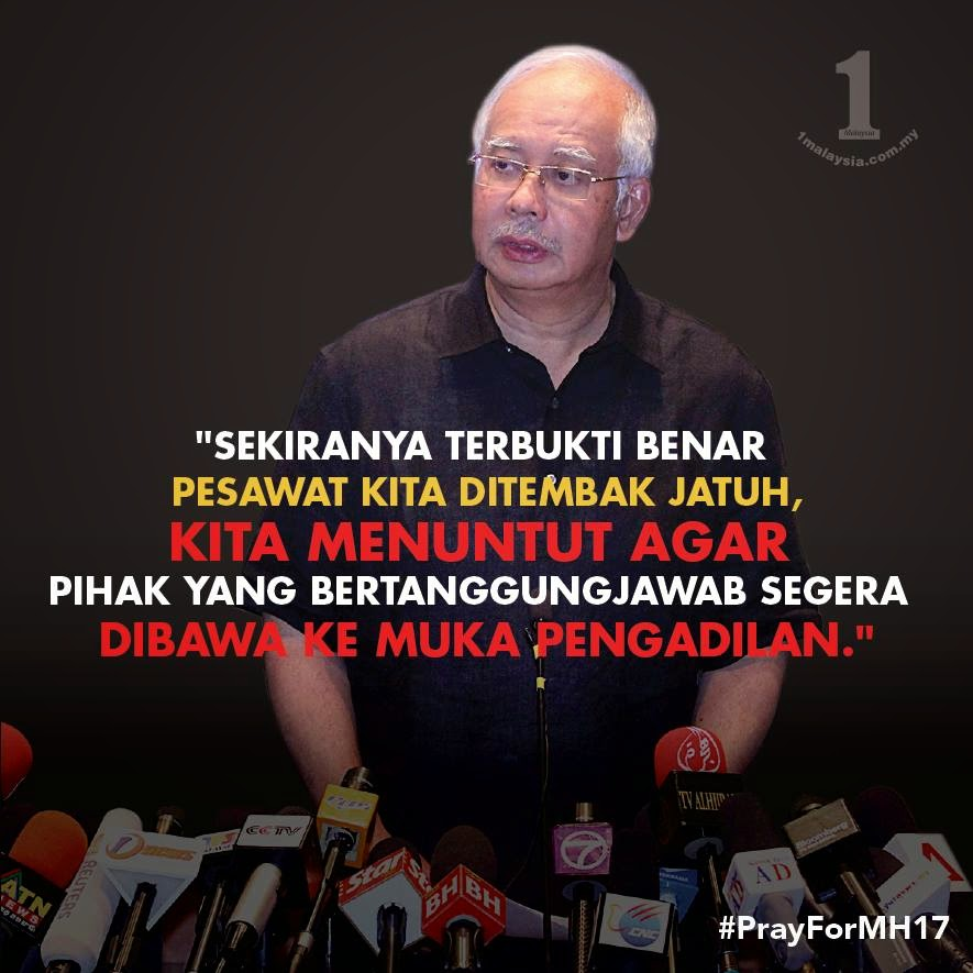 justice for mh17