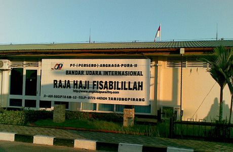 Bandara Raja Haji Fisabilillah Tanjung Pinang