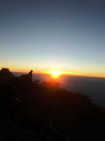 Volcano Sindoro Trekking