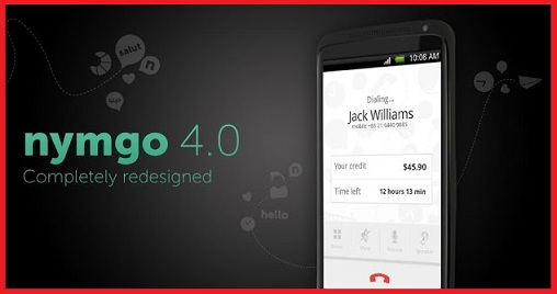 Nymgo For Android Mobiles