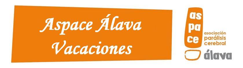 Aspace Álava Vacaciones