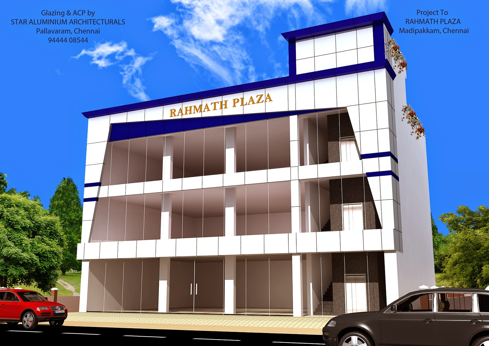 Commercial Office Space for Rent in Madipakkam