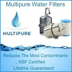 Multipure Drinking Water Filtration