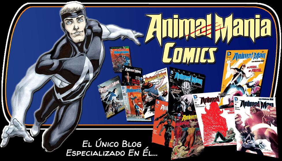 Animal Mania Comics