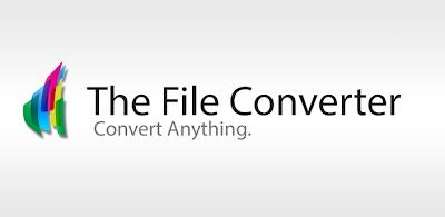 APK FILES™ The File Converter APK v3.04 ~ Free Download