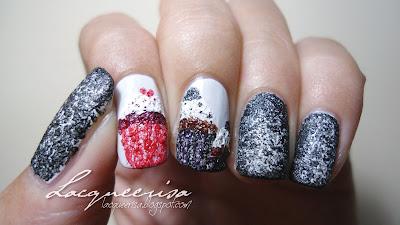 NOTD - Stipple Cupcakes