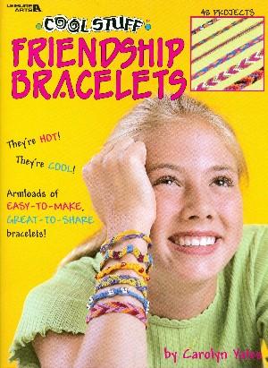 Friendship Bracelet Pattern Books1