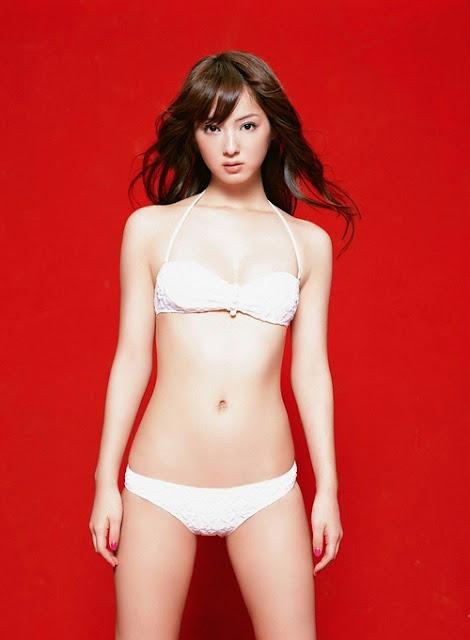 Sasaki Nozomi - Sexy In New Lingerie Photoshoot