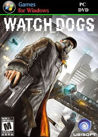 Download Game Watch Dogs Full Crack For PC
