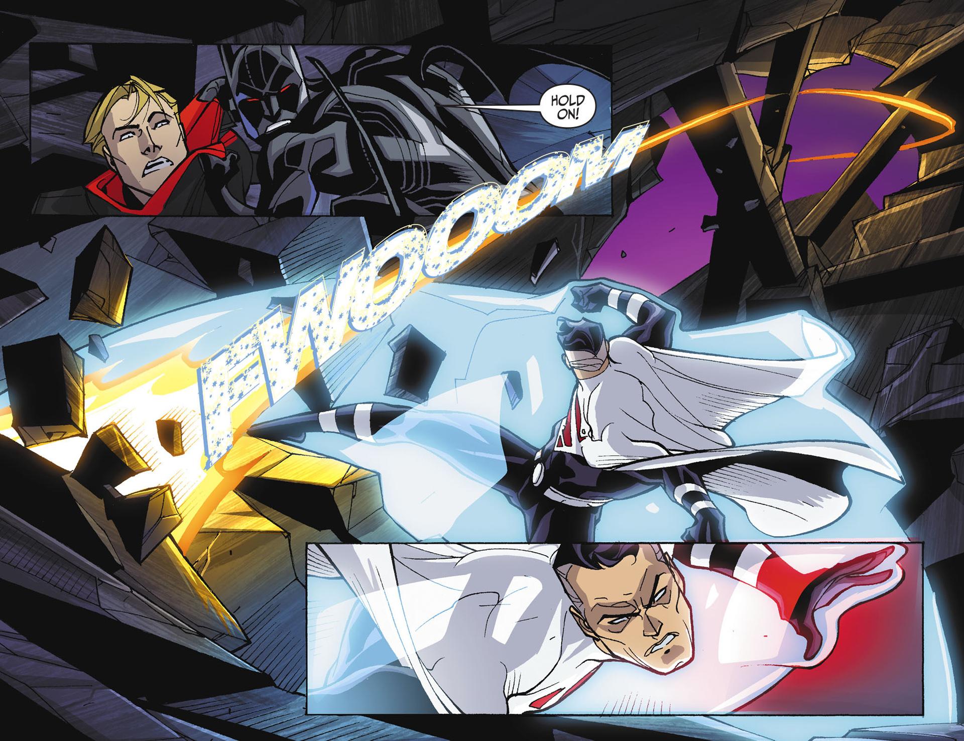 Batman Beyond 2.0 Issue #21 #21 - English 5