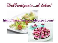 Il mio 1° contest: dall'antipasto.... al dolce scadenza 30/01/2012