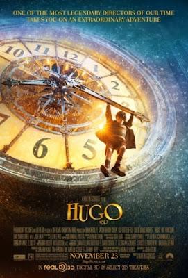 La invención de Hugo (3D)( Hugo)(2011).