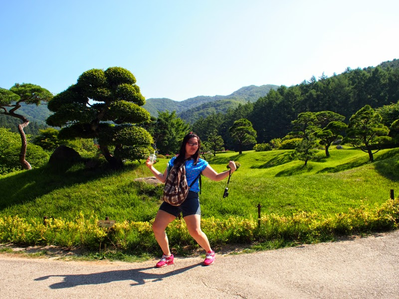 Ewha University Summer Studies Travel Korea Garden of Morning Calm lunarrive blog singapore