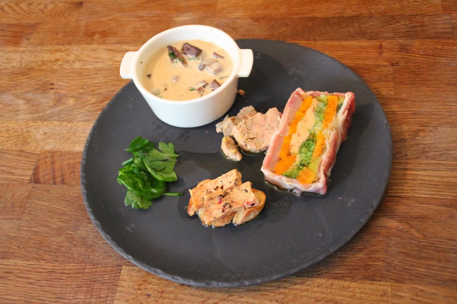 un week end gastronomique a aix en provence villa des chefs merci verycook cook with love. Black Bedroom Furniture Sets. Home Design Ideas