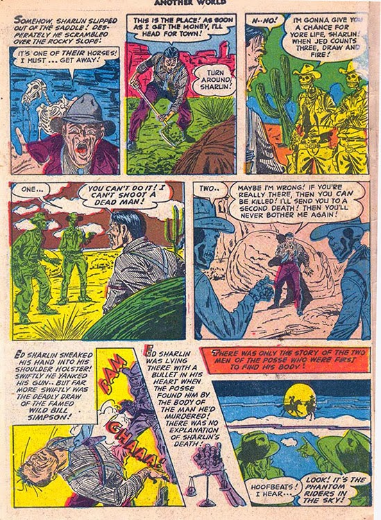 comic strip west ed