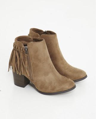 Botas de piel Mulaya