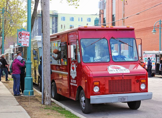 Milwaukee Street Eats Festival 2014