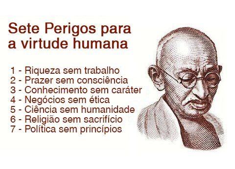7 Perigos Para a Virtude Humana