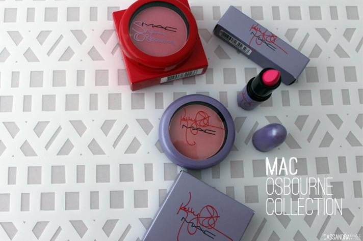 MAC COSMETICS // Osbourne Collection - cassandramyee