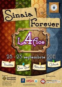 Sinaia Forever 2011