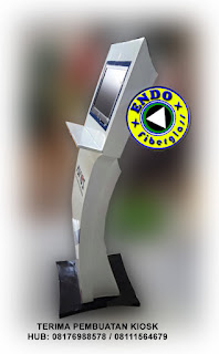 Produksi Custom Kiosk Touch Screen