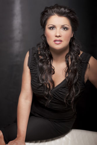 Anna Netrebko Talks Family and Work In Recent Interview