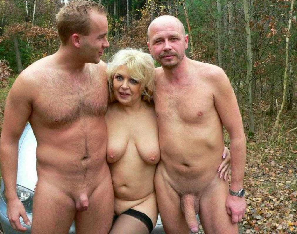 Nude mature women nudist family