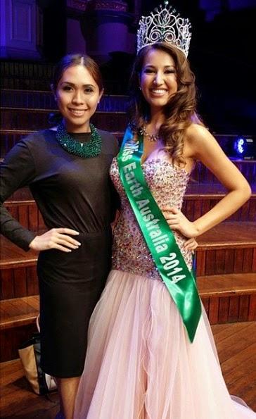 Miss Earth Australia 2014