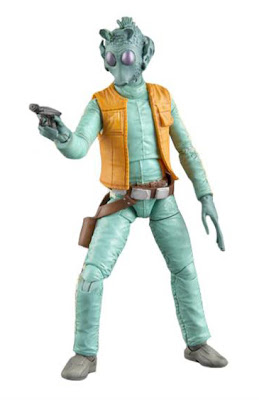 "Hasbro Star Wars The Black Series Wave 2 6"" Greedo Figure"
