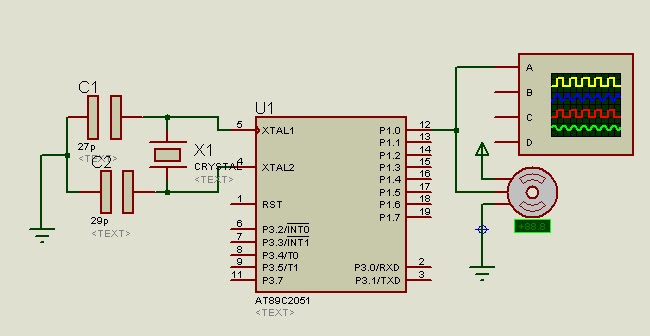 Best servo motor tester circuit and programming using for How to program servo motor