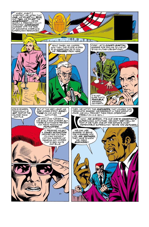 Captain America (1968) Issue #333 #262 - English 3