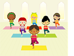 YOGA PARA NIOS Y EN FAMILIA