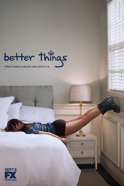 Cuộc Đời Vẫn Đẹp Sao - Better Things 1 (2016)