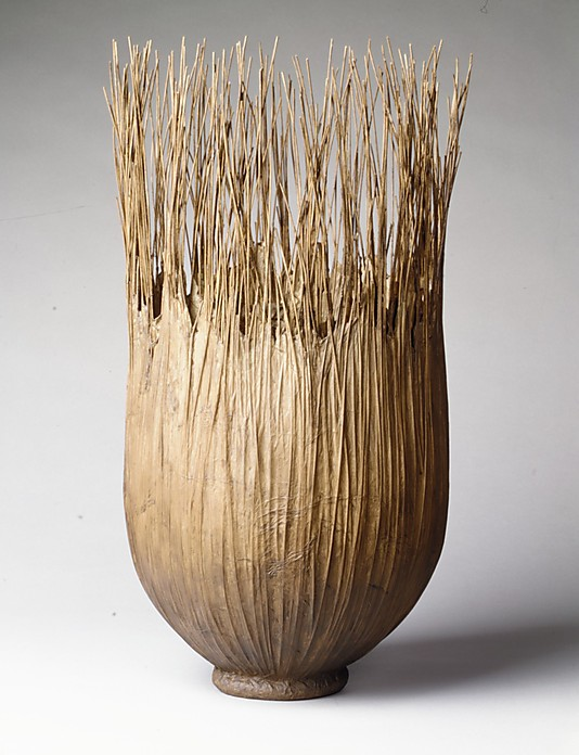 Basketry In Art : Contemporary basketry from collections metropolitan