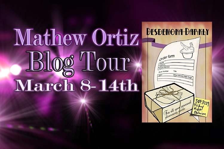 Spotlight: Desdemona Darkley by Mathew Ortiz
