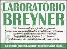 Laboratório Brayner
