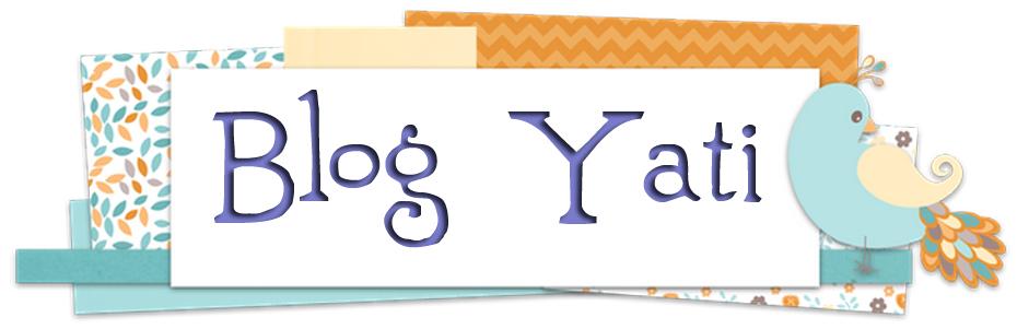 Yati's Blog