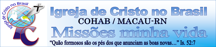 Igreja de Cristo Macau-RN