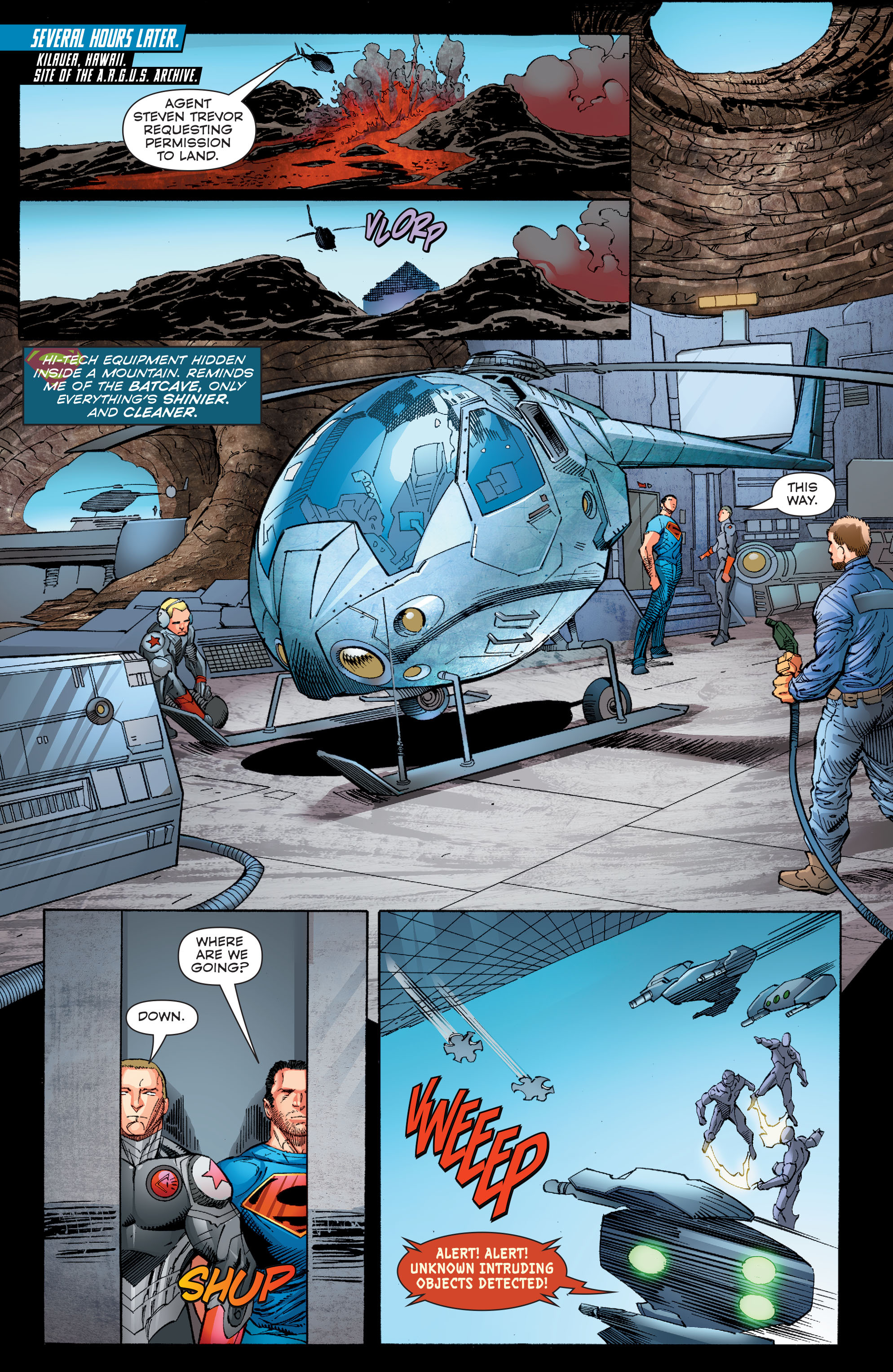 Read online Superman (2011) comic -  Issue #48 - 12