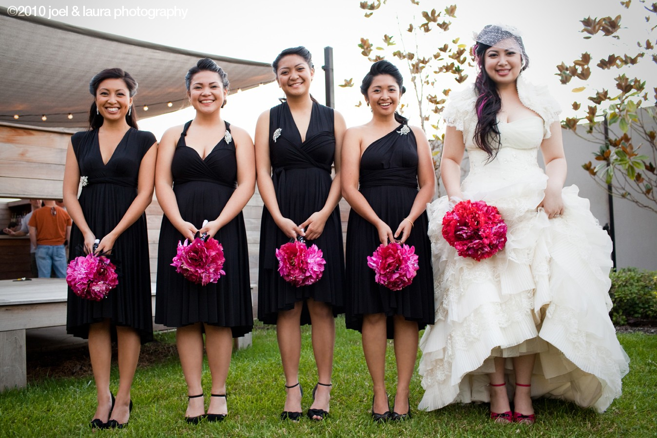 Bridesmaids dresses bashful brides they were lovely but the question is where can i get them in malaysia so i googled images and typed convertible dresses ombrellifo Gallery