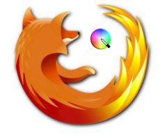 الاداة ColorZilla Add-ons اذاه من فايرفوكس لتحديد لون اى صفحه تتصفحها