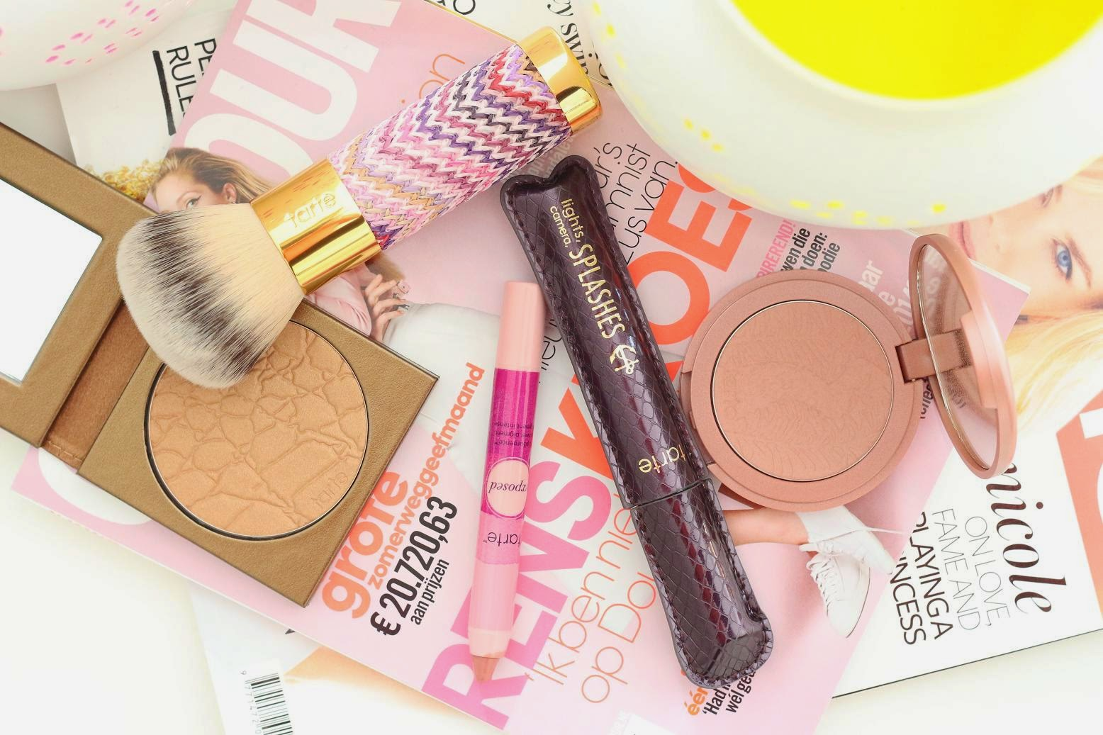Tarte Summer Essentials set