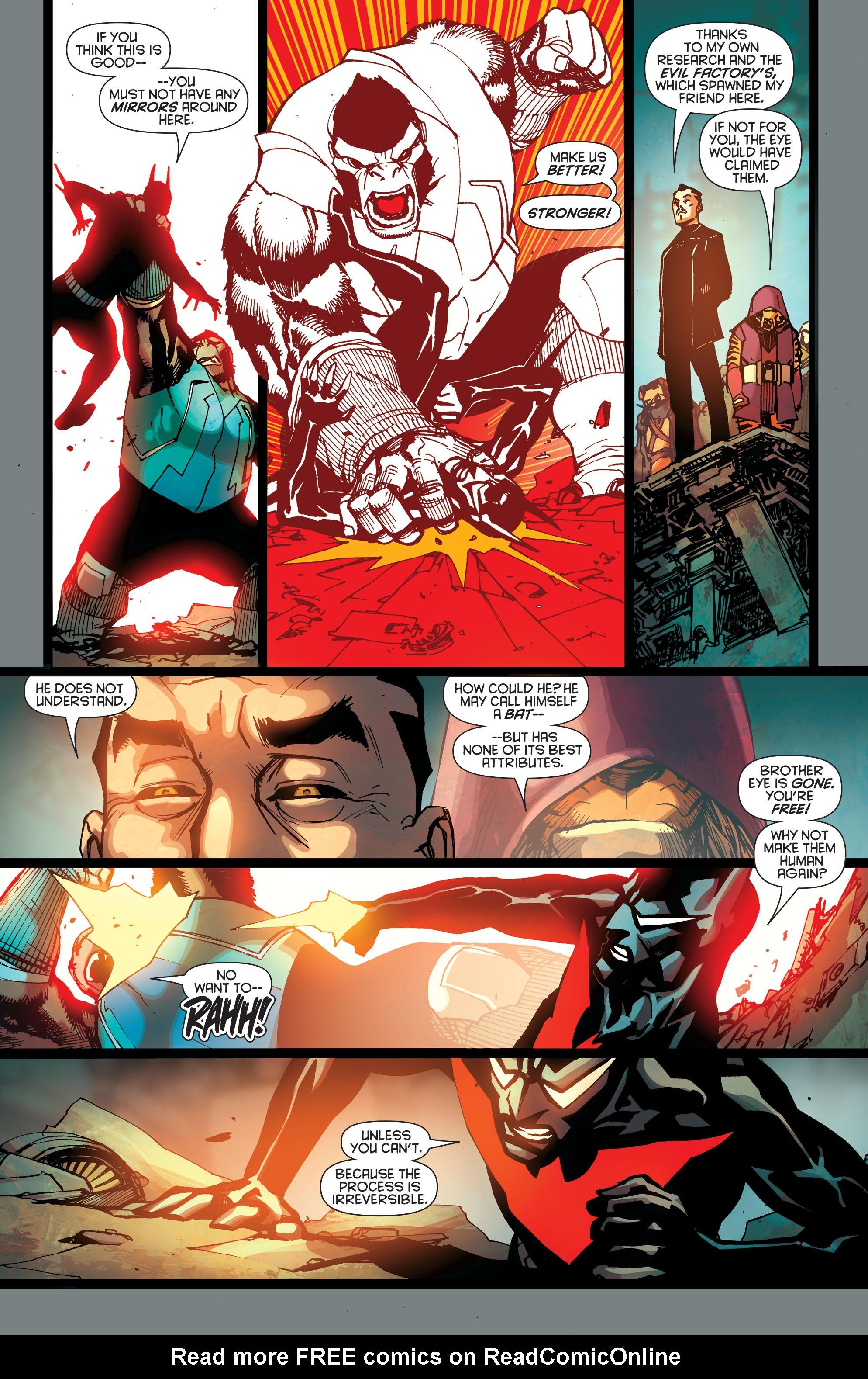 Batman Beyond (2015) Issue #10 #10 - English 6